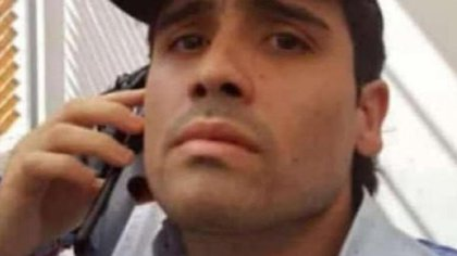 "Ovidio Guzmán López, hijo de ""El Chapo"" Guzmán"