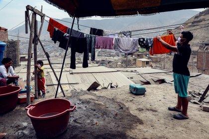 La Cepal considera que México podría tener una baja en la actividad de 6.8%, lo que implicaría que 8,900,000 personas entren a situación de pobreza y 7,700,000 en pobreza extrema (Foto: EFE/ Juan Ponce Valenzuela/Archivo)