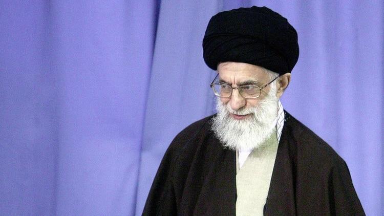 El ayatollah Ali Khamenei, líder supremo iraní (Getty Images)