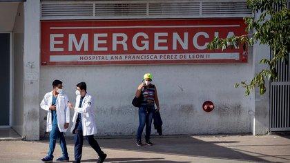 Un venezolano creó una aplicación web que muestra a qué hospital acudir en caso de tener un familiar con coronavirus