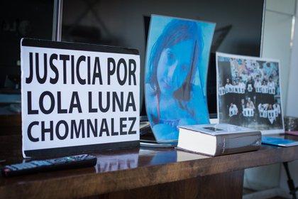 Los padres de Lola creen que a su hija la asesinaron al menos dos personas (Martín Rosenzveig)