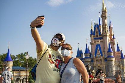 11/07/2020 Walt Disney World en Orlando, Florida POLITICA NORTEAMÉRICA ESTADOS UNIDOS 2020 WALT DISNEY WORLD RESORT / HANDOUT