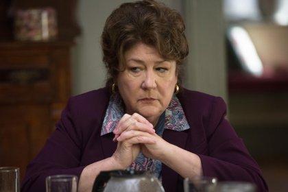 Martindale cree que la serie trata sobre un drama familiar y no sobre el crimen (Cortesía)