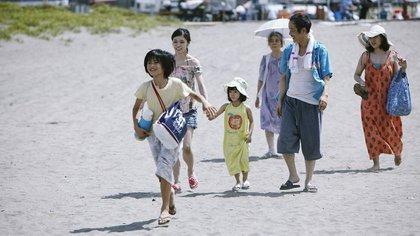 """Hirokazu Koreeda, """"Un asunto de familia"""""""