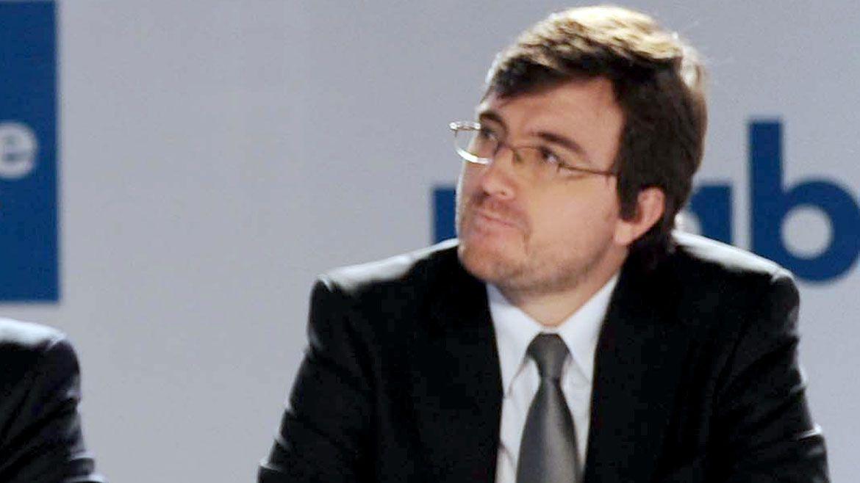 Lucas Ghi, candidato en Morón (Télam)