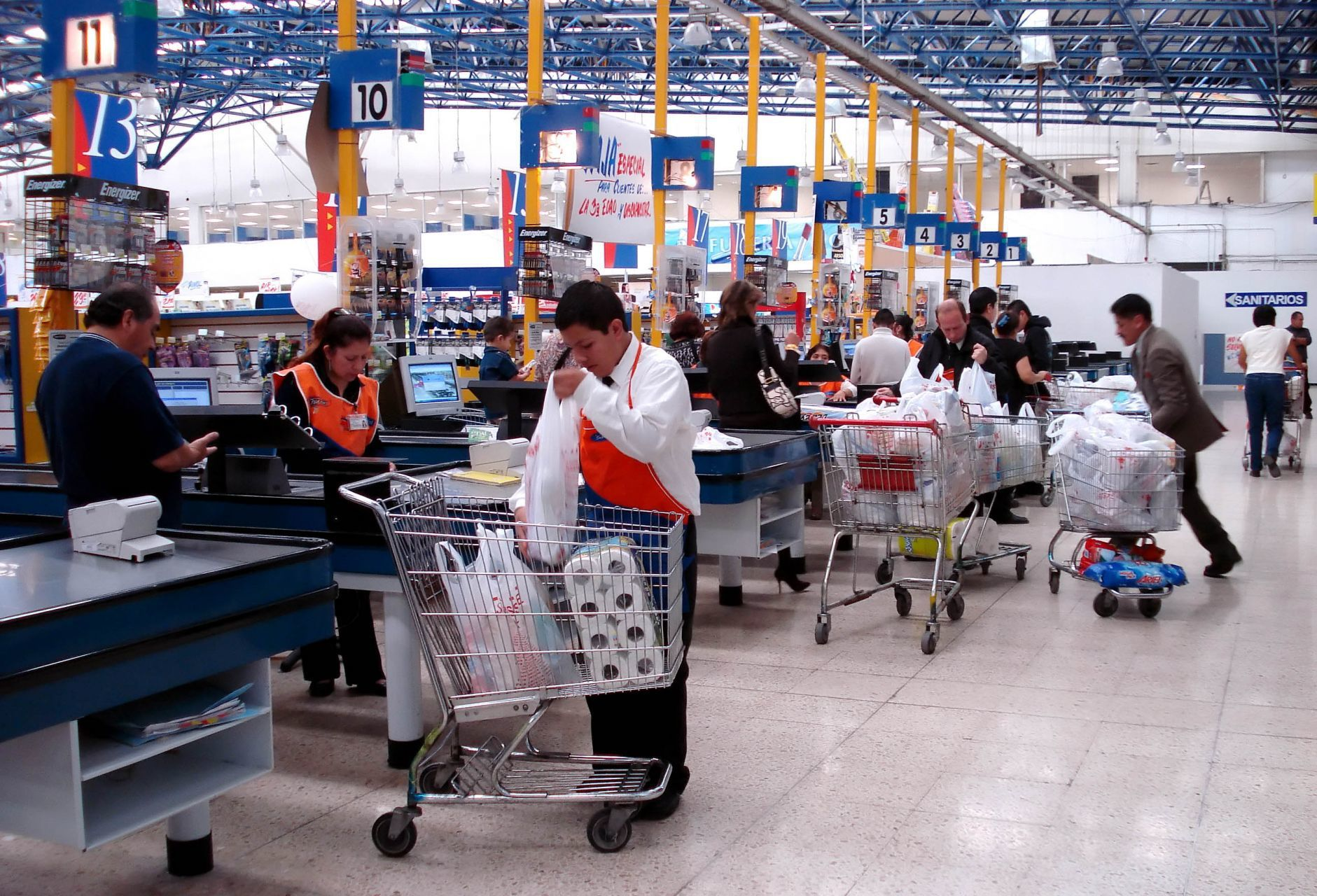 Los supermercadistas no esperan problemas con el abastecimiento en ningún segmento.