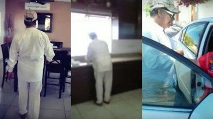 Algunas de las pruebas que han presentado para asegurar que Juan Gabriel vive son videos borrosos y de mala calidad (Captura: Archivo)
