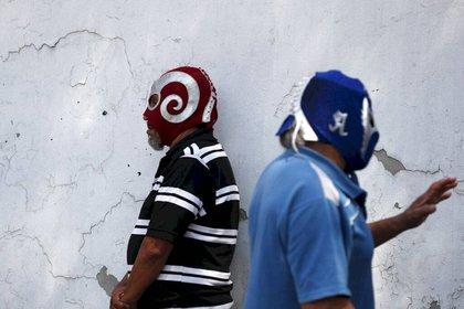Después del fútbol, la lucha libre es el deporte-espectáculo más popular de México  (Foto: AP)