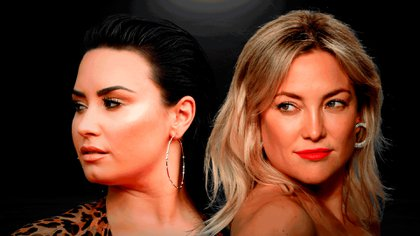 Demi Lovato, Kate Hudson y sus encuentros paranormales