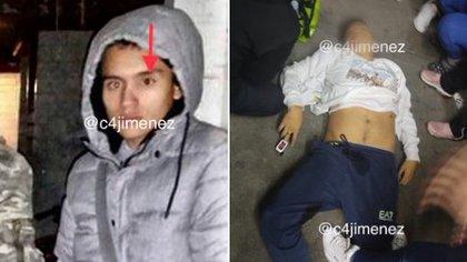 Fue atacado a tiros la noche del viernes en calles de la colonia Morelos, y más tarde murió en un hospital (Foto: Twitter/@c4Jimenez)