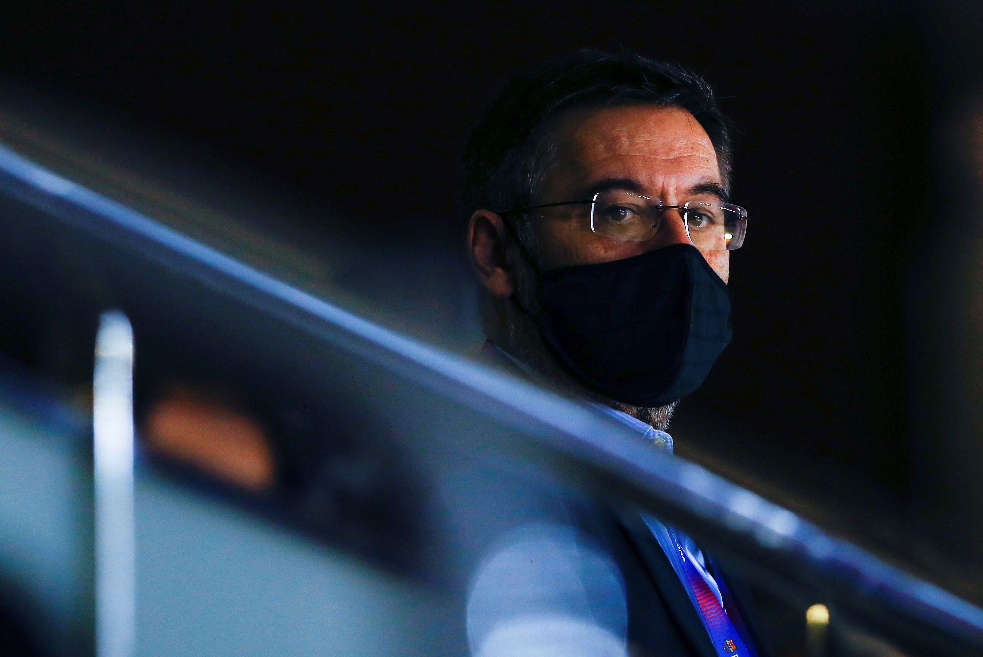 Jordi Mestre fue el vicepresidente del club en la reciente presidencia de Josep Maria Bartomeu