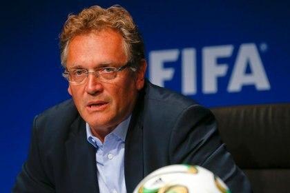 Jerome Valcke se desempeñó varios años como secretario general de la FIFA (Reuters)