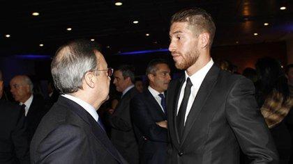 El futbolista y la dirigencia blanca aún no llegan a un acuerdo para renovar (AFP)