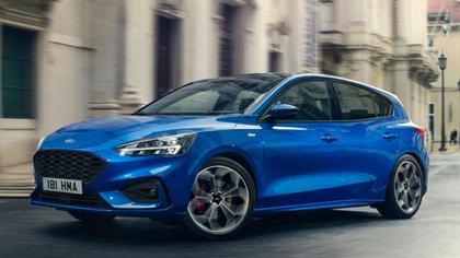 Ford Focus, la cuarta generación es uno de los favoritos.