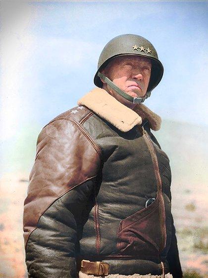 General George S. Patton, el 30 de marzo de 1943