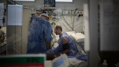 El Gobierno porteño quiere mejorar la coordinación con el sistema de salud privado para evitar un colapso por la segunda ola