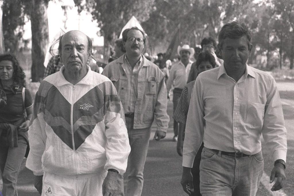 En 1994, el presidente contendió para la gubernatura de Tabasco  (Foto: Tomás Rivas/La Jornada)