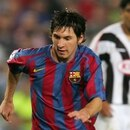 EDITORIAL USE ONLY Mandatory Credit: Photo by Back Page Images/Shutterstock (8493362i) Lionel Messi - Barcelona Uefa Champions League uefa Champions League barcelona V Udinese - 27 Sep 2005