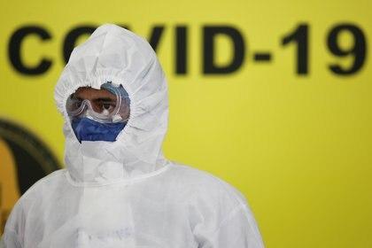 En cuanto al ranking de contagios, México se mantiene como el sexto lugar con 424,637 exámenes diagnósticos positivos (Foto: REUTERS/Daniel Becerril)