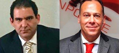 Miguel Ontiveros Alonso y Alejandro Rojas Pruneda los abogados de Emilio Lozoya (Foto: Especial)