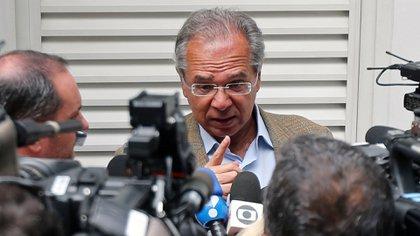 Paulo Guedes, el futuro Ministro de Economía (Reuters)