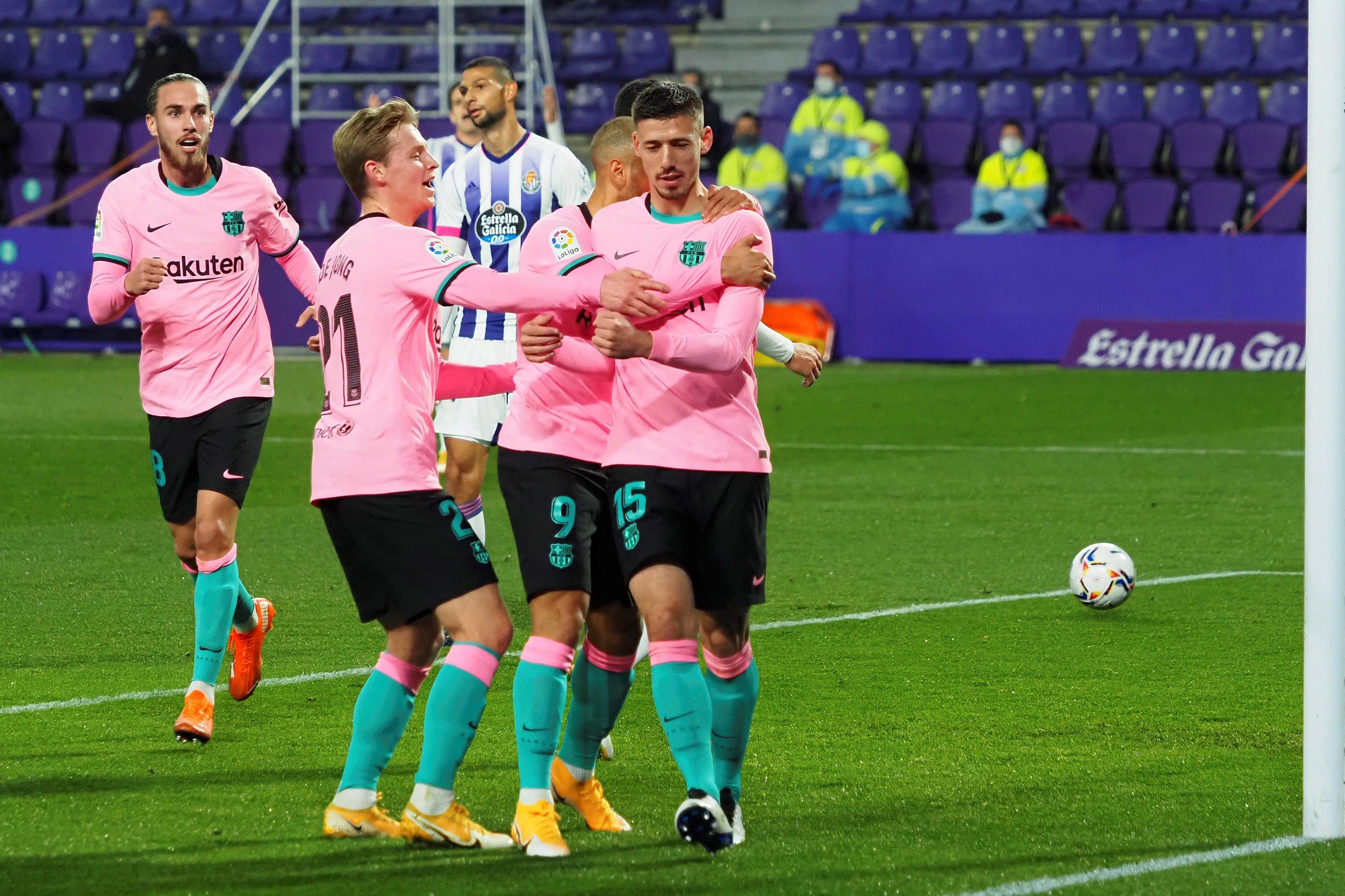 El Barcelona recibirá al Eibar sin Messi (efe)