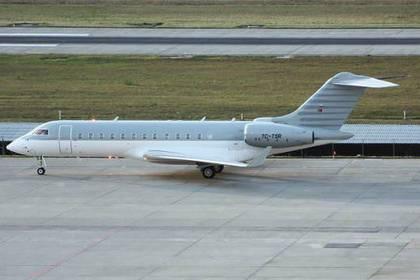 El avión ruso que habría llevado a Cilia Flores a Punta Cana, en República Dominicana