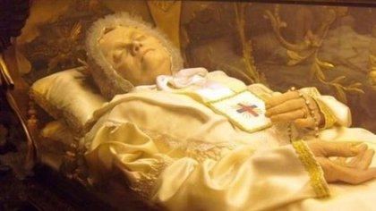 Santos incorruptos. La Beata Ana María Taigi