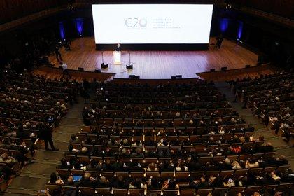 Mauricio Macri, durante la presentación del G20 en Argentina (Foto: G20)
