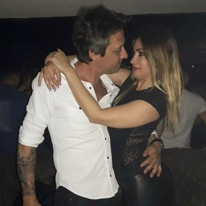 Belén y Fabián se conocieron en enero y no se separaron nunca más
