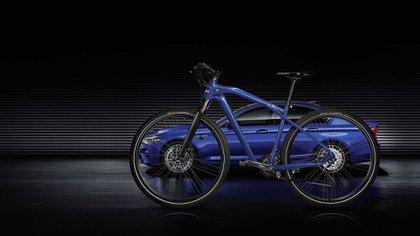 El precio de las bicicletas de BMW oscila alrededor de los 1.400 euros