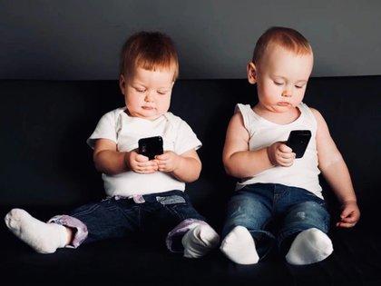 Para los bebés de menos de 12 meses, la OMS recomienda al menos 30 minutos de actividad física diaria (Foto: Archivo)
