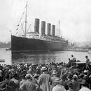 El Titanic fue construido en los astilleros de Belfast