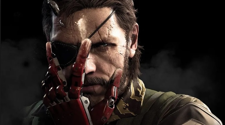 """El juego se sitúa en 1984 y el protagonista es Punished """"Venom"""" Snake."""
