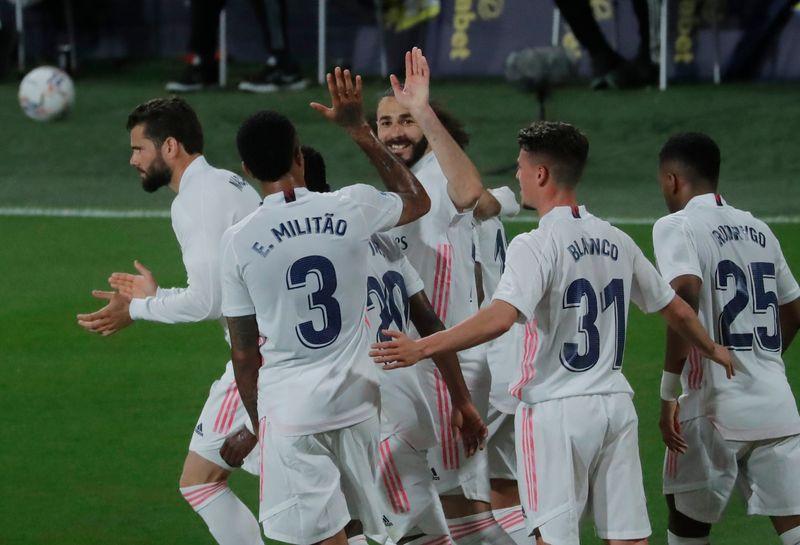 El Real Madrid podría volver a contar con otro sudamericano la próxima temporada (REUTERS/Jon Nazca)