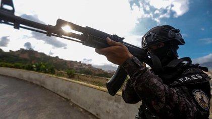 La presencia de las FAES en Apure deja otra vez su estela de muerte