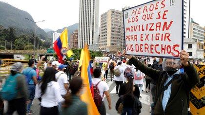 Alcaldía de Bogotá asegura que no hay ninguna persona desaparecida en el marco del paro