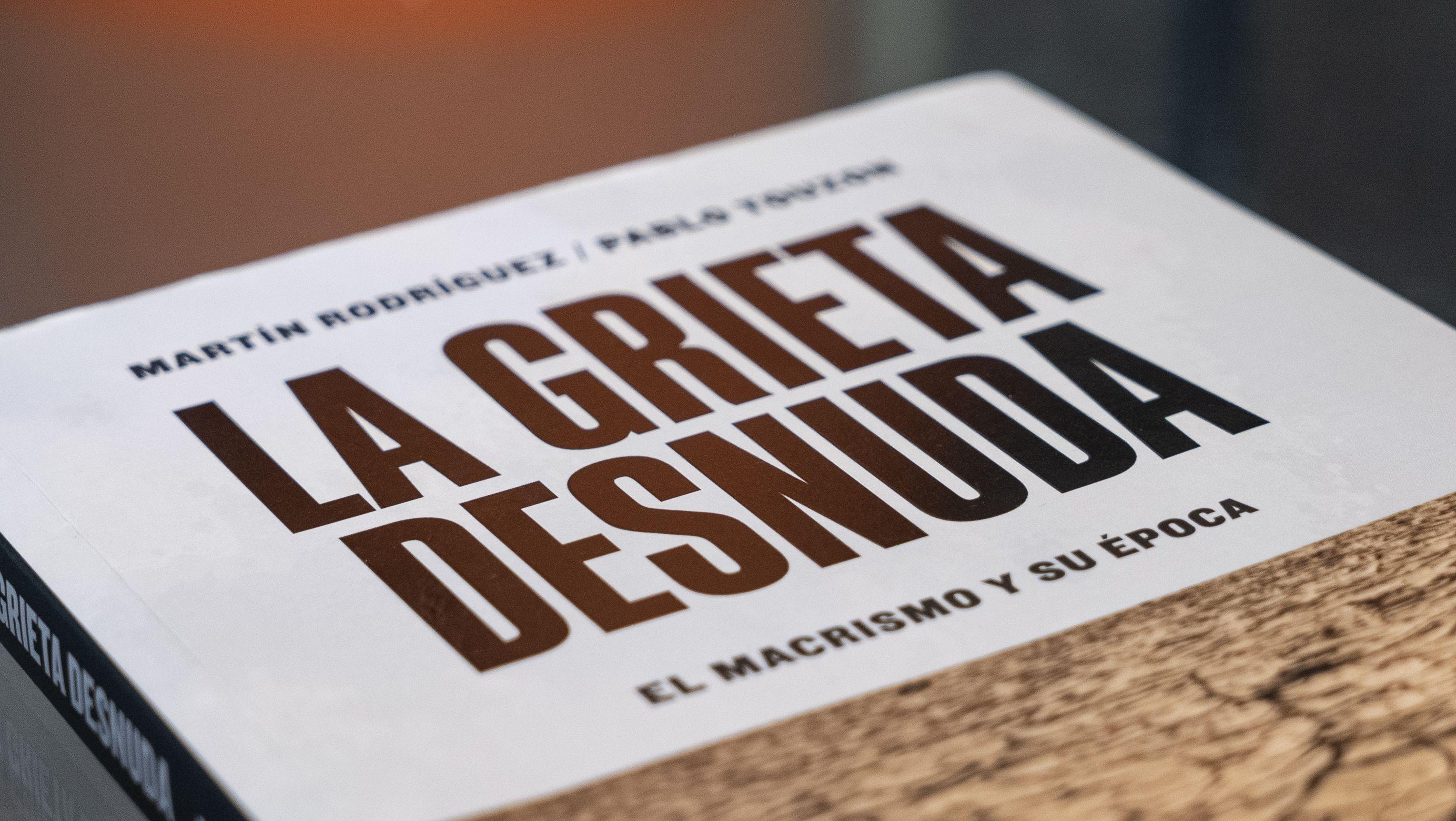 El libro que escribió junto a Pablo Touzon
