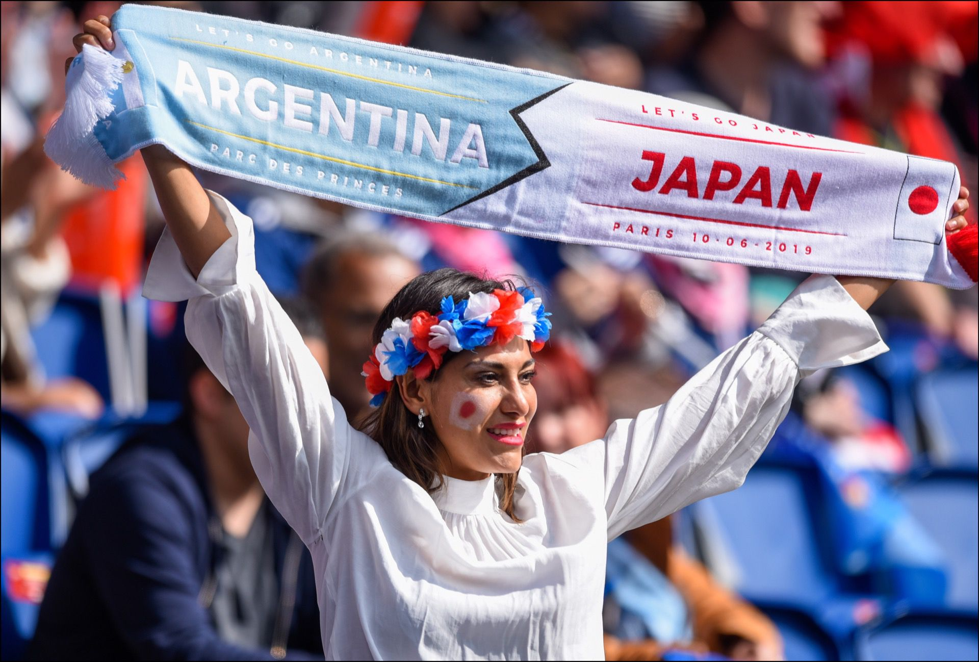 El mundial de fútbol de mujeres llama la atención más que nunca y las redes sociales trasladan la pasión que se vive en la cancha.
