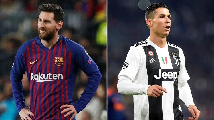 Messi y Cristiano Ronaldo: la batalla estadística continúa