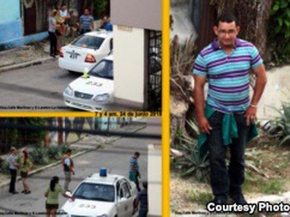Operativo policial contra las Damas de Blanco, el 24 de junio de 2018