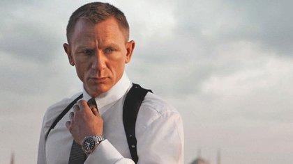 Bond 25 será la última de Daniel Craig como el agente 007
