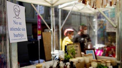 La Feria de San Telmo, uno de los atractivos porteños para los turistas