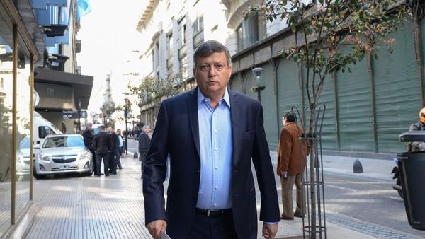 El gobernador de Chaco, Domingo Peppo