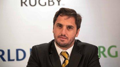 Agustín Pichot habló con Infobae en medio de su campaña presidencial de World Rugby Foto Shutterstock