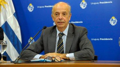 EL ministro de Defensa de Uruguay, Javier García