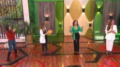 """Luli Fernández, Sandra Borghi, Roxy Vázquez y Flor de la V al frente de """"Mujeres de ElTrece"""""""