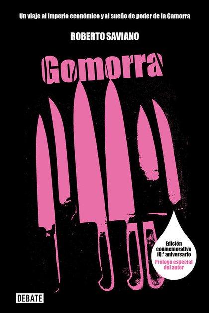 """Saviano publicó """"Gomorra"""" a los 26 años. Desde entonces vive bajo escolta por las amenazas de la camorra, la mafia napolitana"""