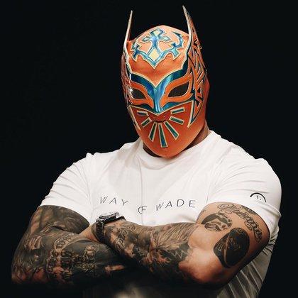 Sin Cara también fue suspendido cuando estuvo en la WWE (Foto: Instagram @cintadeoro)