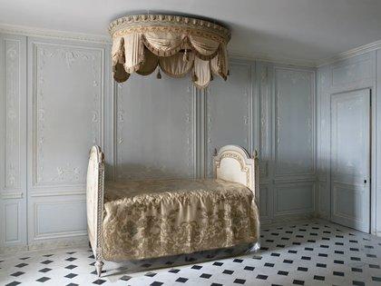 Versalles sala de baño de Maria Antonieta